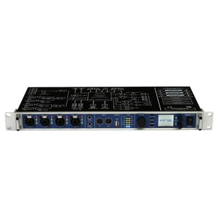 RME Fireface UFX USB/Firewire Audio Interface - Front Top