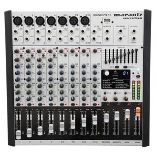 Marantz Sound Live 12 - Top