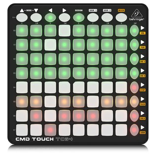 Behringer CMD TOUCH TC64 Clip Controller