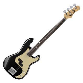 Dean Paramount Rosewood FB, Classic Black Full Guitar
