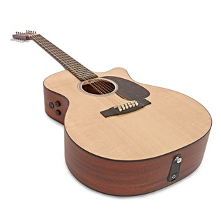 Martin GPC12PA4 Performing Artist Electro Acoustic Guitar, Natural