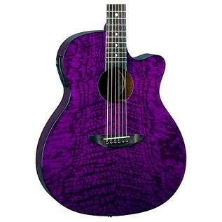 Luna Gypsy Quilt Ash Purple