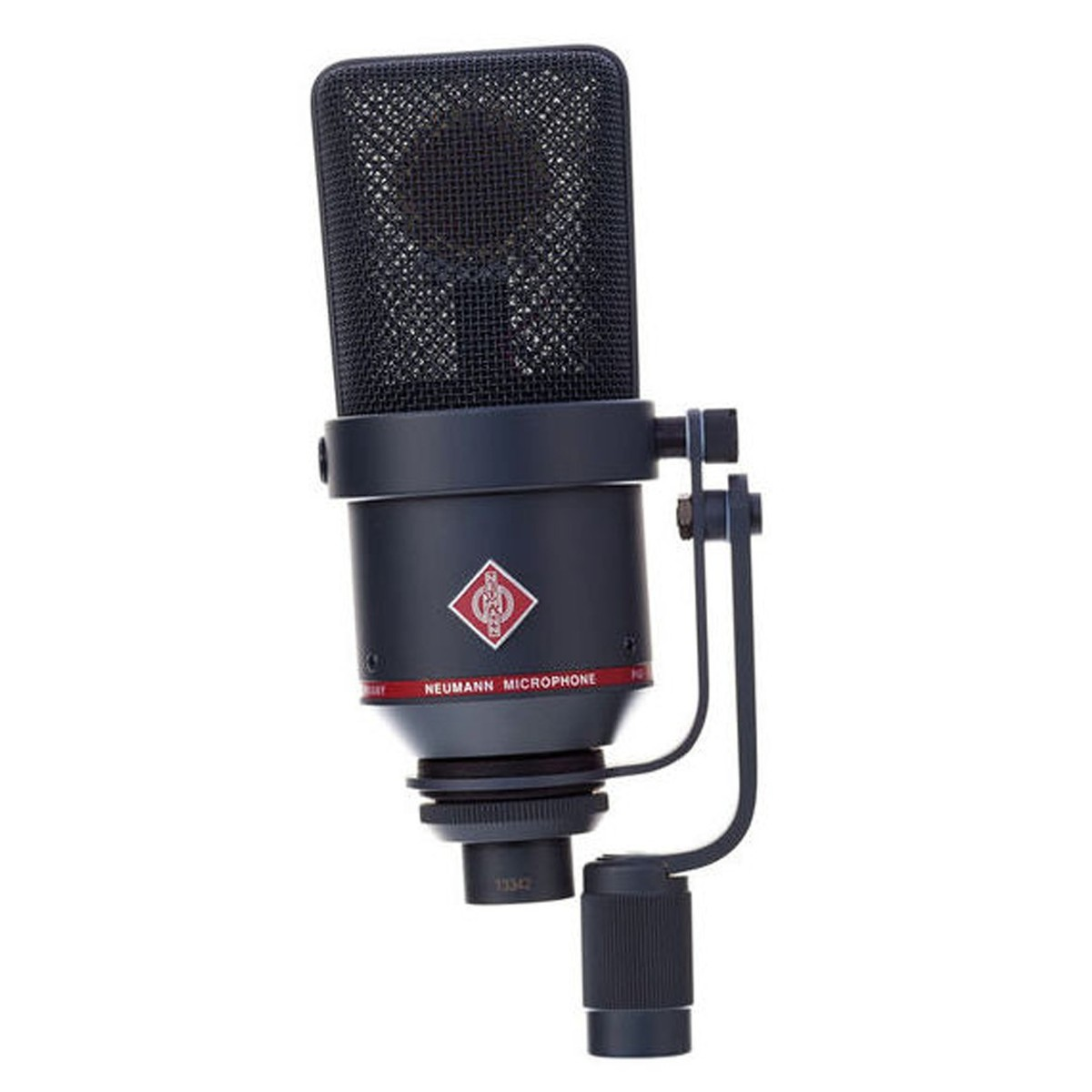 Neumann Tlm 170 R Mt Switchable Studio Microphone Black
