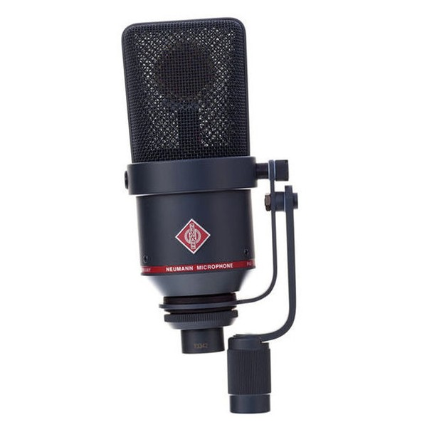 Neumann TLM 170 R mt Switchable Studio Microphone, Black