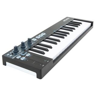 Arturia Keystep MIDI Controller - Angled
