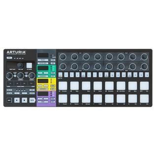 Arturia Beatstep Pro, Black Edition - Top