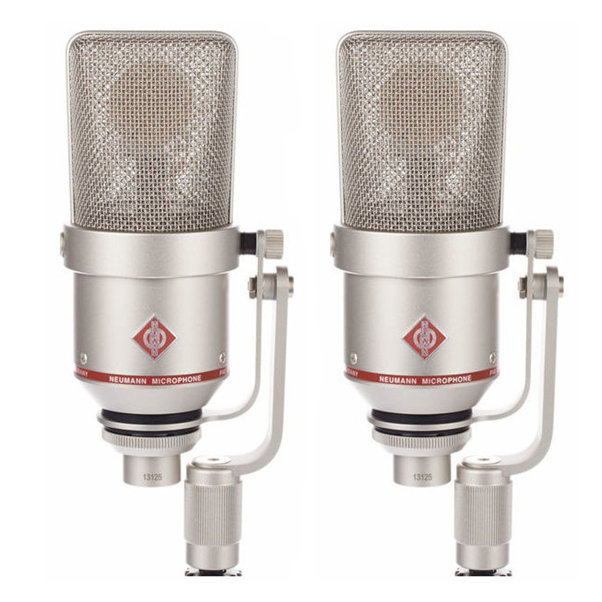 Click to view product details and reviews for Neumann Tlm 170 R Switchable Studio Microphone Stereo Set Nickel.