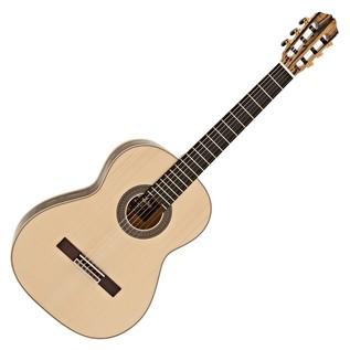 Cordoba Espana 45 Limited Classical Guitar, Black and White Ebony