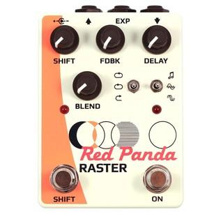 Red Panda Raster 1