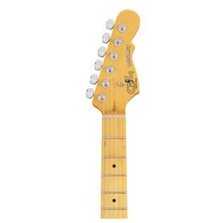 G&L Legacy Tribute Series Electric Guitar, Blueburst Neck View