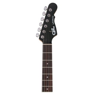 G&L Legacy HB Tribute Series Electric Guitar, Black Neck View