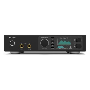 RME ADI-2 Pro Audio Converter Limited Edition - Front