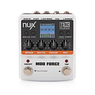 NUX Mod Force Effects Pedal