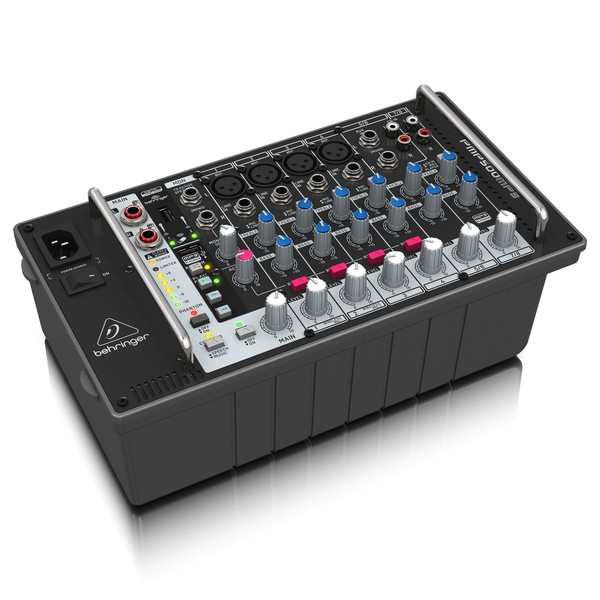 Behringer PMP500MP3 500W 8-Channel Mixer