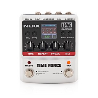 NUX Time Force Effects Pedal