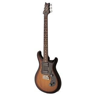 PRS S2 Standard 24 Satin Electric Guitar, McCarty Tobacco Sunburst