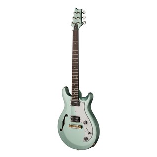 PRS S2 Mira Semi-Hollow Guitar, Frost Green Metallic (2017) 2