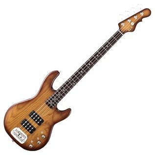G&L Tribute L-2000 Electric Bass, Tobacco Sunburst Full Bass