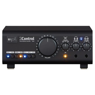 SPL 2Control Stereo Monitor Controller - Front