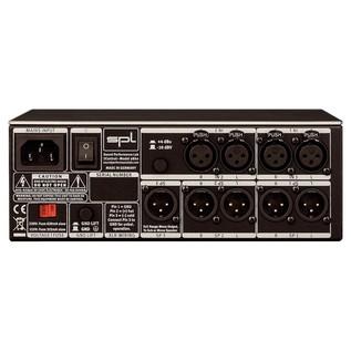 SPL 2Control Dual Channel Headphone Controller - Rear