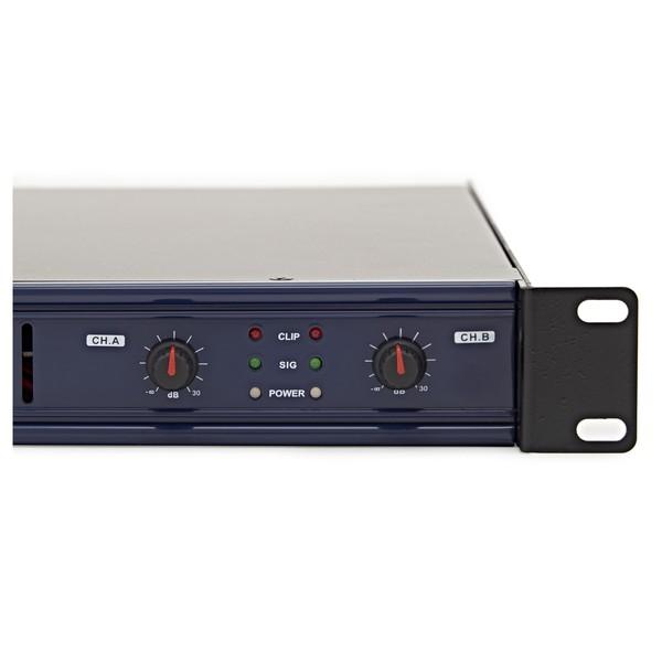 SubZero SZ-PA750 750W 1U Power Amp by Gear4music