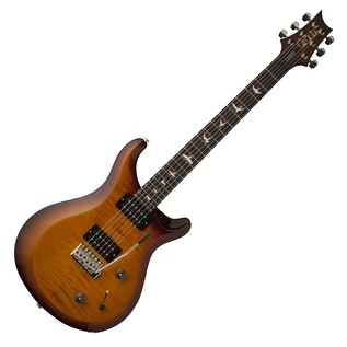 PRS S2 Custom 22 Electric Guitar, Violin Amber Sunburst (2017) 1