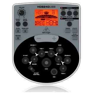 Behringer XD80USB Electronic Set