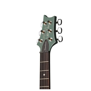 S2 Standard 24 Electric Guitar, Green Metallic (2017)
