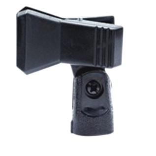 SoundLAB Microphone Holder With Spring Clip, 28mm