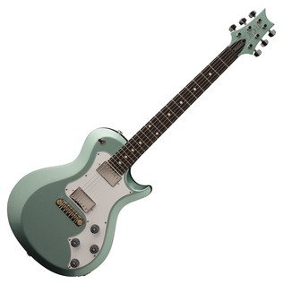 PRS S2 Singlecut Standard Electric Guitar, Frost Green Metallic (2017)
