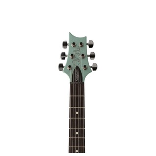 S2 Singlecut Standard Electric Guitar, Frost Green Metallic (2017)
