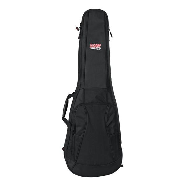 Gator GB-4G-ELECX2 4G Series Dual Electric Guitar Gig Bag