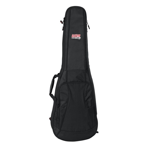 Gator 4G Series Gig Bag For Bass Guitars - Front