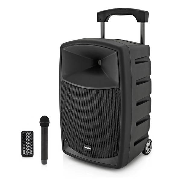 SubZero SZPA-P10X Battery Powered Portable PA System