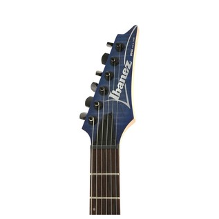 RGA42FM Electric Guitar, Blue Lagoon Burst Flat