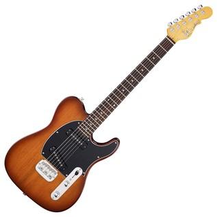 G&L ASAT Special Electric Guitar, Tobacco Sunburst Full Guitar