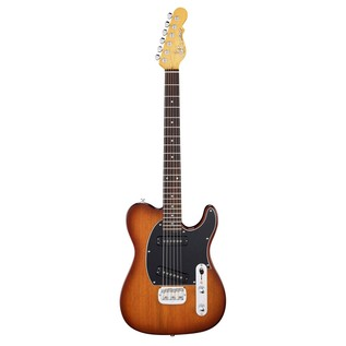 G&L ASAT Special Electric Guitar, Tobacco Sunburst Front View
