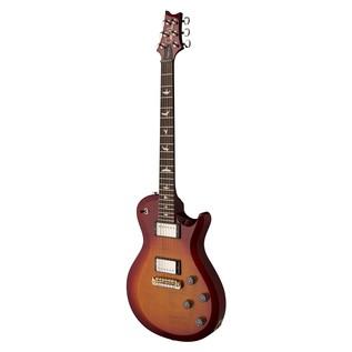 PRS S2 Singlecut Electric Guitar, Dark Cherry Sunburst (2017) 2