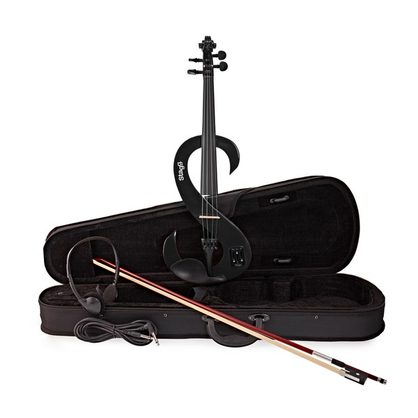 Stagg Electric Violin Pack