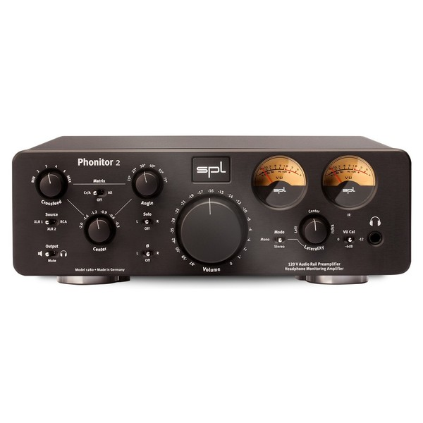 SPL Phonitor 2, Black - Front
