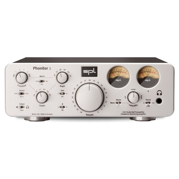 SPL Phonitor 2, Silver - Front