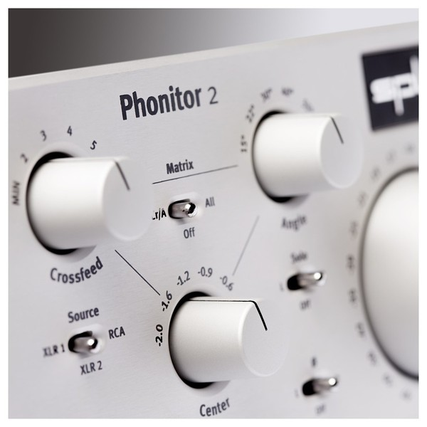 SPL Phonitor 2, Silver - Detail