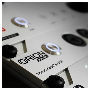 Antelope Audio Orion Studio Thunderbolt and USB Audio Interface - Detail 1