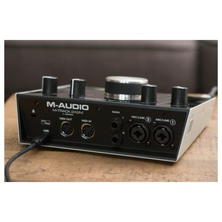 M-Audio M-Track 2x2M Audio Interface - Lifestyle 7