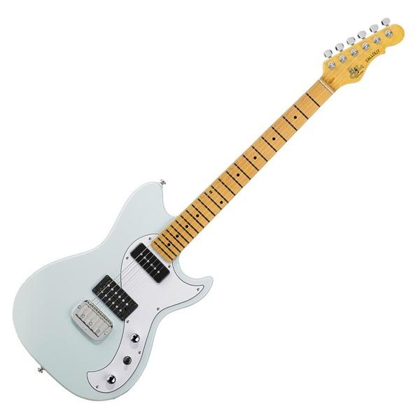 G&L Tribute Series Fallout Electric Guitar, Sonic Blue, M 1