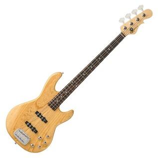 G&L Tribute Series MJ-4 Bass Guitar, Natural Gloss 1
