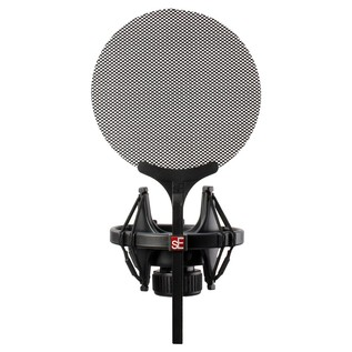 sE Isolation Pack - Shock Mount and Pop Filter - Front
