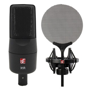 sE Electronics sE-X1R Ribbon Microphone with Isolation Pack - Bundle