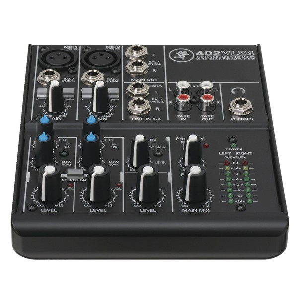 Mackie 402-VLZ4 4 Channel Analogue Mixer