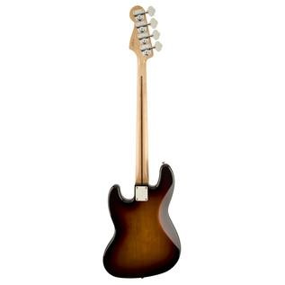 Fender Classic 70s Jazz Bass Guitar, 3 Colour Sunburst